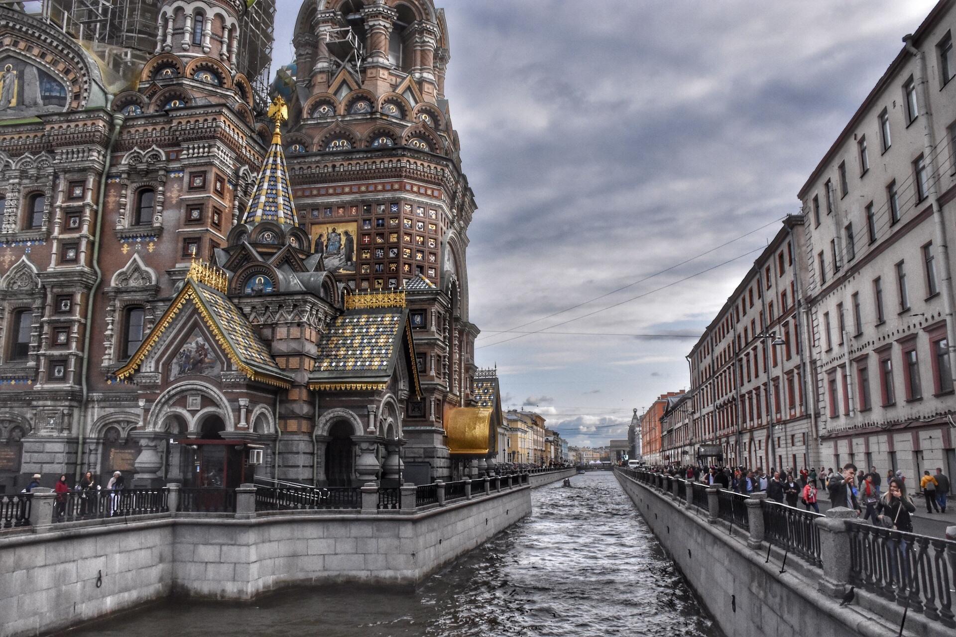 St Petersburg Uhrzeit